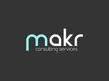 MAKR consulting services LOGO
