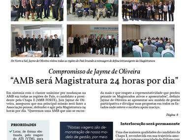 Jornal Campanha AMB