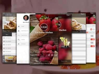 Eis Selber Machen App
