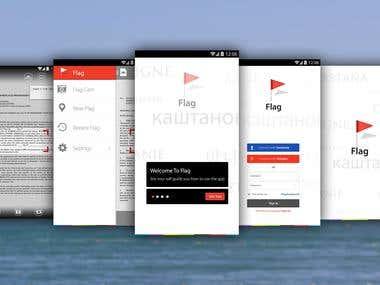 Flag App