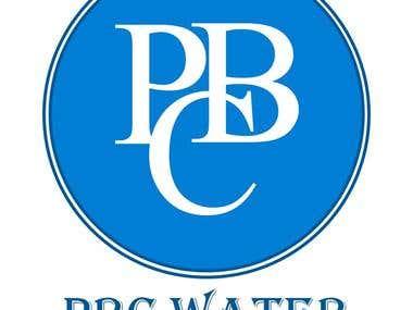 PBC Water Management & Care Pvt. Ltd. - LOGO Design