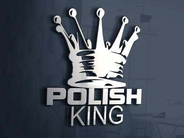 Polish King Logo