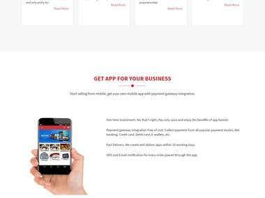 Quickstartups - WordPress Website
