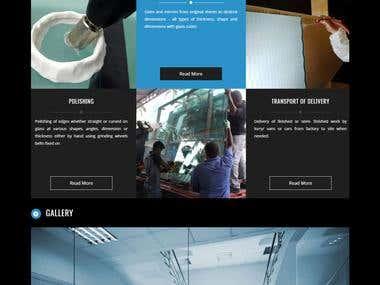 Magic Mirror Ltd - WordPress Website