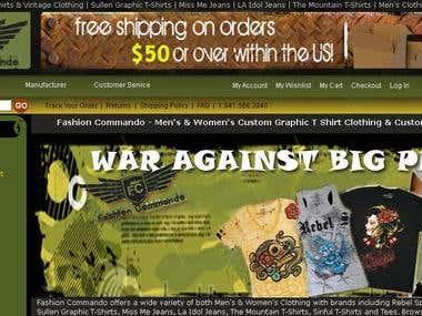 www.fashioncommando.com