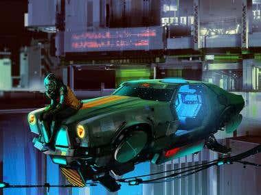 cyberpunk MMXVI
