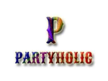 logo: PartyHolic