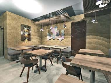 """Boen"" Restaurant - BUILDING DESIGN - PRIVATELABORATORY"