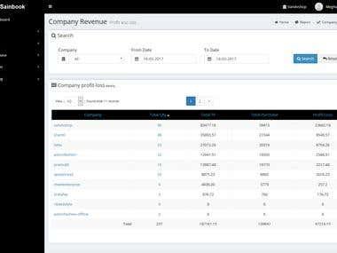 Stock management Software in codeigniter