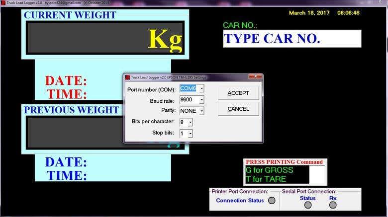 Rs232 Excel Vba