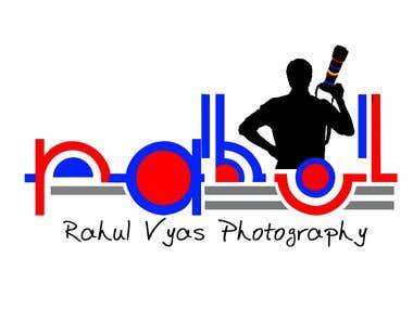 Logo For Rahul Vyas Photography