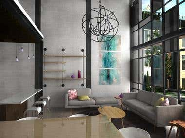Loft home project