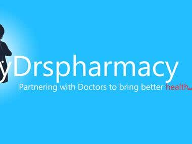 Logo design for myDrspharmacy