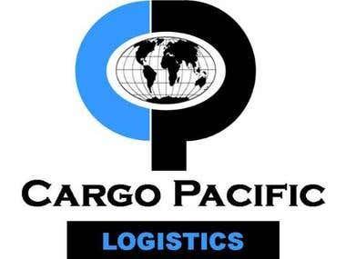Logo Design for Cargo Pacific