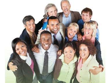 Employee Engagement Survey Poster