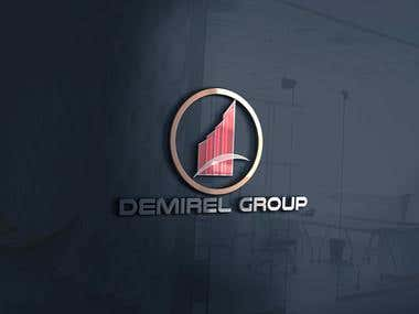 Demirel Group Logo.