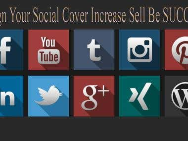 I will design creative FACEBOOK & SOCIAL media cover