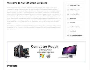 Astro Smart Solutions