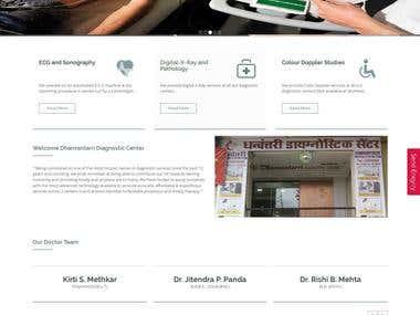 Dhanvantrri Dingnostic Center