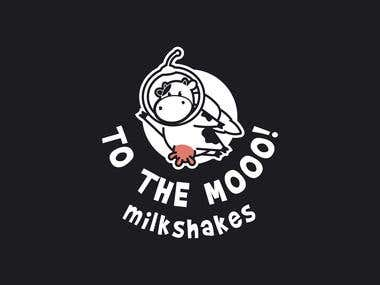 "Logo for ""To The Mooo!"""