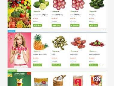 OpenCart Online Shop