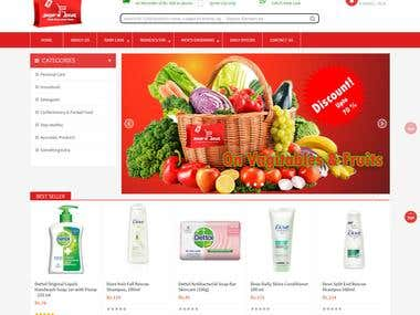 OpenCart Store | Shop and save Ajmir