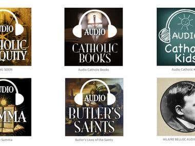 Audio catholic apps