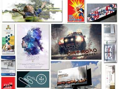poster designs collection 1