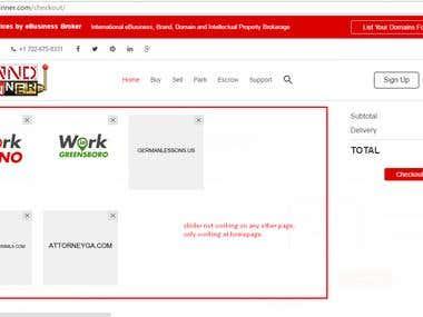 Classic ASP Web application
