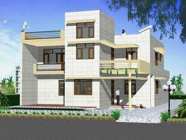 Image based on Autodesk Revit Architecture
