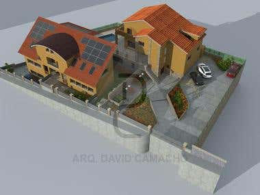 3D FLOOR PLAN - 3D Modeling & CAD