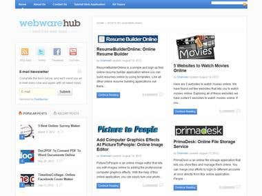 600 Reviews for WebWare Hub