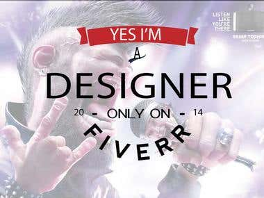 YES I\'M A DESIGNER!!!