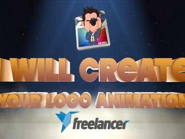 Resume of Video Intro's I have made at Freelancer.com