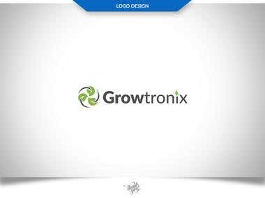 Recent Logo Design For - Grotronix