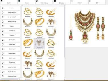 jewelry Offline app - C# / Winform