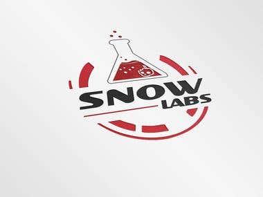 Logo Design For SnowLabs