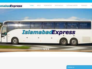 Islamabad Express - Bus Service - islamabadexpress.pk