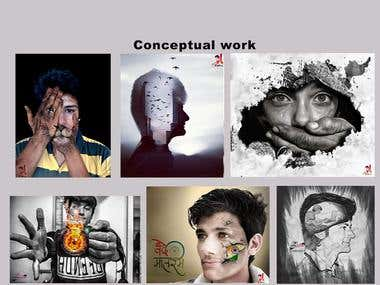 concept art work