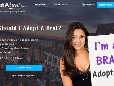 AdoptABrat