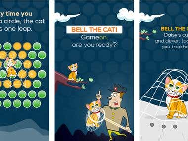 Bell the Cat mobile game development