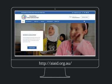 AUSTRALIAN INTERNATIONAL AID