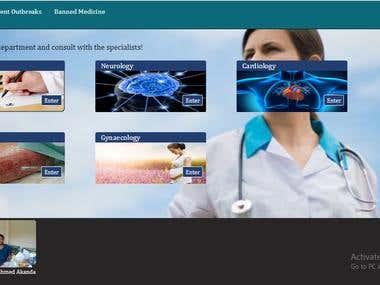 E-Health care