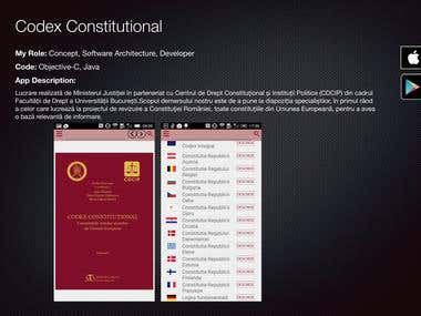 Codex Constitutional
