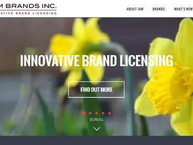 Jam Brands Inc - Innovative Brand Licensing