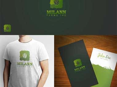 Branding for Milan Farms