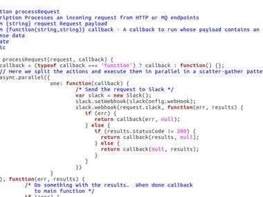 NodeJS Microservices Development