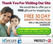 Banner set for idSecure