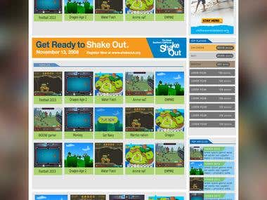 Flash games Design