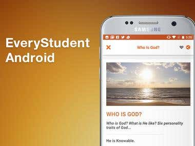 EveryStudent Android App